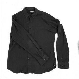 Men's Ezekiel Flannel Shirt (Size: Medium)